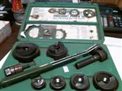 GREENLEE Sockets/Ratchet 7238SB KNOCKOUT KIT